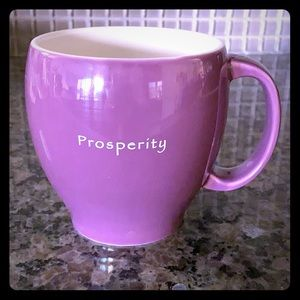 Starbucks Rare 2004 Purple Prosperity Coffee Mug